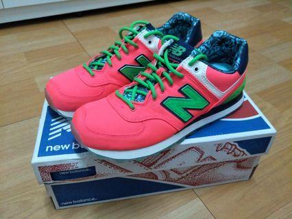 🚚 New blanc 574鞋