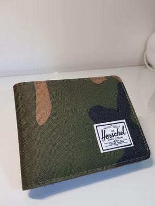 Herschel Camo Wallet