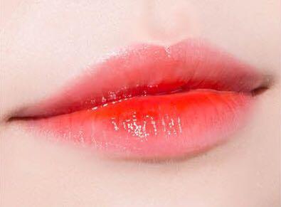 A'PIEU彩虹美人魚水光唇釉霓虹炫色光唇釉WATER LIGHT TINT RD02 RD04非RD03 01夏日彩妝