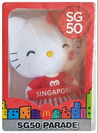 🚚 Exclusive SG50 Hello Kitty plush collectible