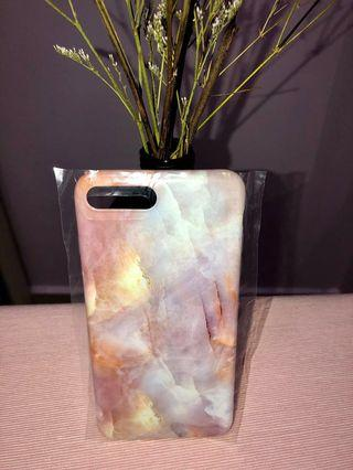Marble IPhone 7+/8+ casing