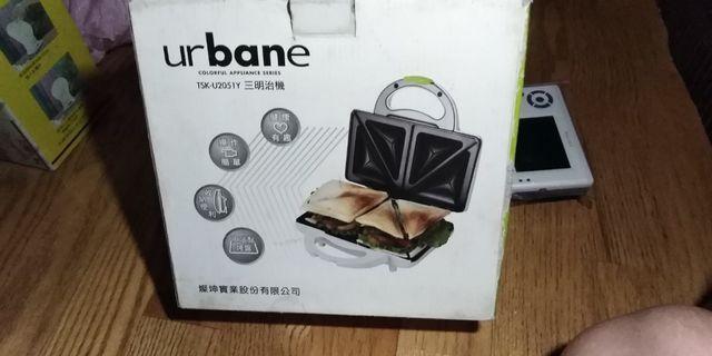 🚚 三明治機