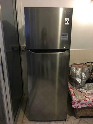 LG Fridge Used 1.5 years