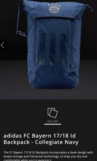 Adidas FC Baryen Backpack 17/19