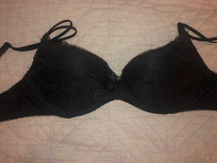 Victoria's Secret Push Up Bra 32C