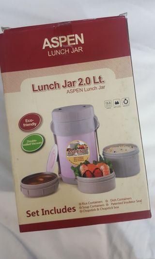 ASPEN lunch jar