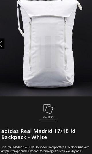 Adidas real Madrid  Backpack 17/18