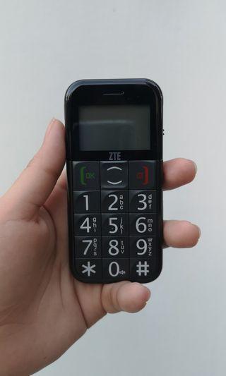 🚚 ZTE-G S202 Phone (Black)