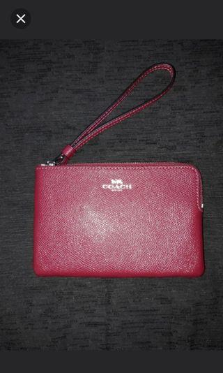 Reprice SV HOT PINK COIN PURSE