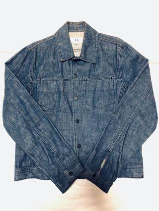 🚚 Armani Exchange AX Jacket Jeans (Uniqlo, Zara, H&M, Topman)