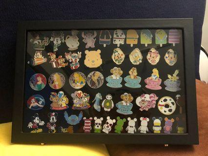 襟章 徽章 pins 收藏盒 收納盒