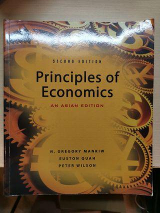 🚚 經濟學基礎 principals of economics