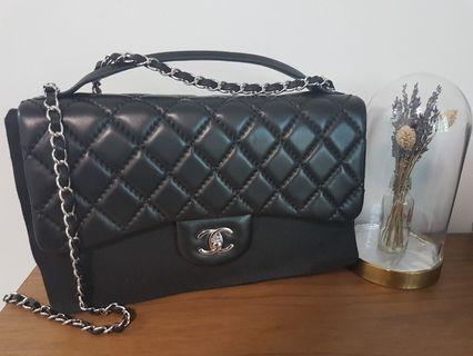 9e97bc3a4c5440 chanel jumbo flap bag   Luxury   Carousell Singapore