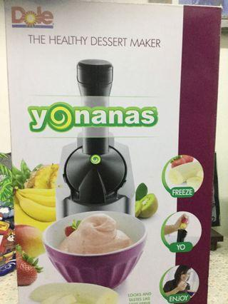 YONANAS DOLE HEALTHY DESERT MAKER