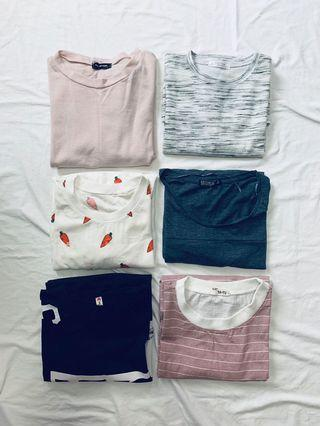 Tops/Shirts Sales (part 2)