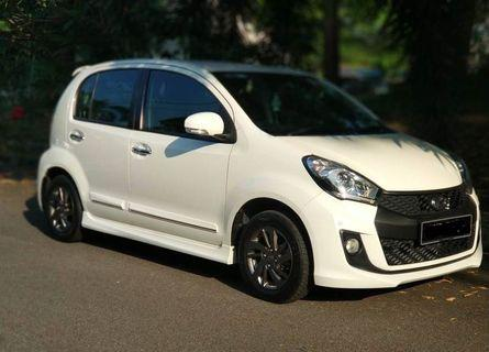 Myvi 1.5(A) Advance Version