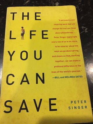 The Life You Can Save : How to Do Your Part to End World Poverty