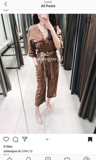Jumpsuit Basic Zara