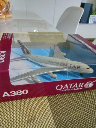 Airbus A380 model
