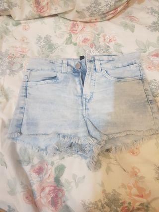 Celana Pendek Jeans HnM