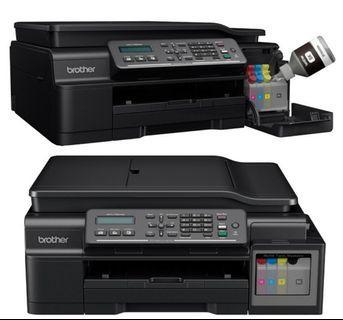 日本brother 兄弟牌 mfc-t800w 印表機 影印機傳真機 六合一無線傳真複合機 ( 無盒 限自取 )