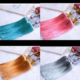 PO: European style curtain tassels
