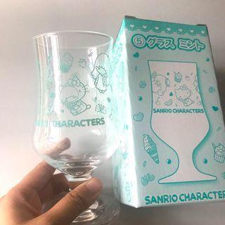 日本直送Sanrio一番賞玻璃杯