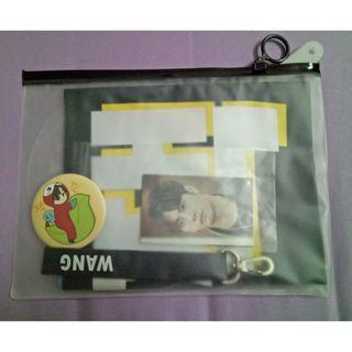 GOT7 Unofficial Merch Stereomood852 1st Slogan - Jackson
