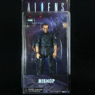 "NECA ALIENS Series 3 - BISHOP 7"" Alien Predator McFarlane"