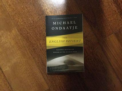 The English Patient one of the most recommended books in the world