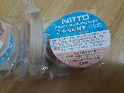 NITTO日本和紙膠帶(10mm)
