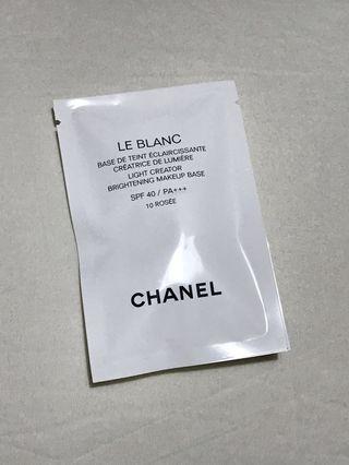 Chanel SPF 40/PA+++