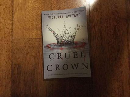 Cruel Crown as one of the bestselling authors