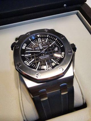 AP Royal Oak Offshore ROO Diver - 15703ST (Reduced price)
