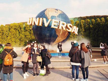🚚 Universal Studios Japan Passes