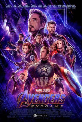 Avengers: Endgame Movie Voucher
