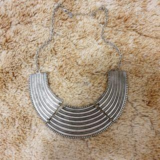 3 part chunky necklace