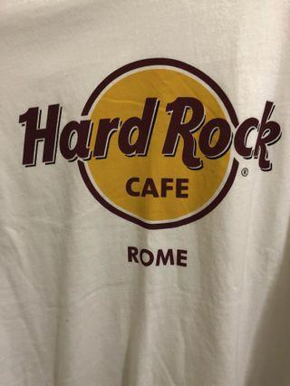全新Hard Rock 短T!!