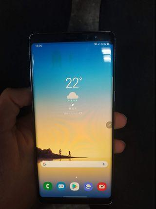 Samsung note 8 二手螢幕samoled screen only