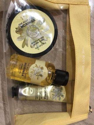 one set the body shop