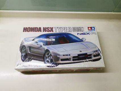 Tamiya Honda NSX-R NA1 1/24 model kit