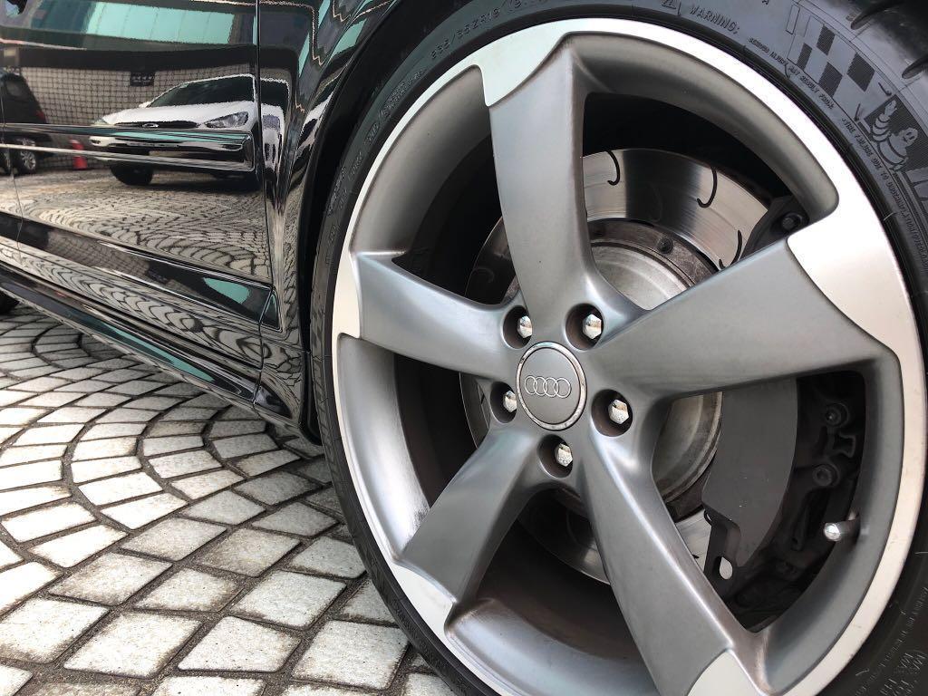 2012 AUDI RS3 2.5T