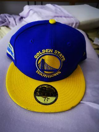 🚚 Golden State Warrior Cap