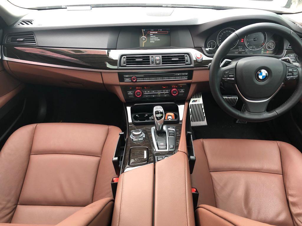 2013 BMW 520I (1997cc)
