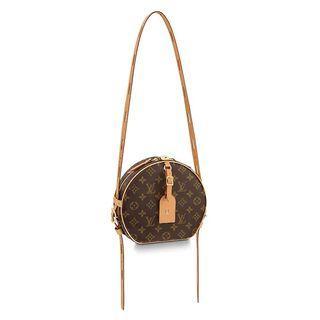 LV boite chopole (soft hat bag)
