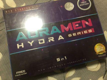 Auramen hydra series