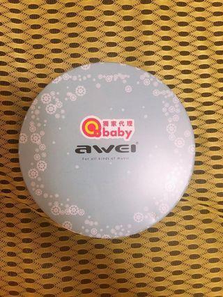 🚚 AWEL T3藍牙耳機 全新 藍芽 耳機 限量版