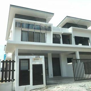 Happy Mother Day Event Booking Rm1000 22x65 2174Sq.ft Double Storey Freehold