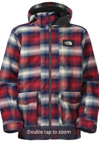 Jacket the north face tight ship