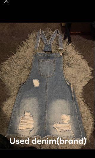 Overall dress